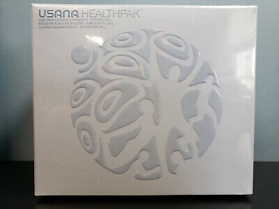 USANA HealthPak Health Pak 56 Packets - New / Sealed! Exp 5/21! French Packaging