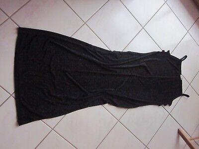 Damen Partykleid Abendkleid v. TREND COLLECTION  ** schwarz m. Lurex **  Gr. 4 2 ()