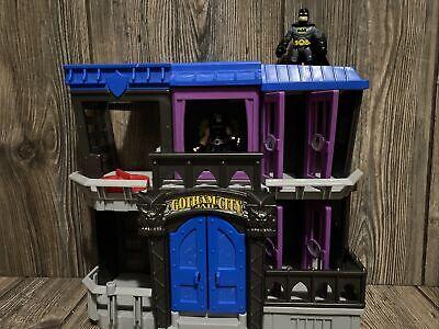 Fisher-Price Imaginext DC Super Friends, Gotham City Jail W9642 Batman Bane