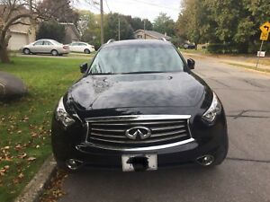 Infiniti fx 35 no accident base sound system limited edition