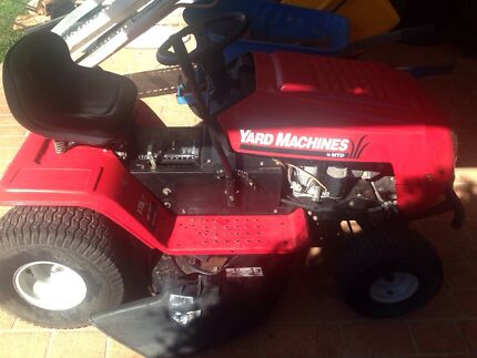 Yard Machine MTD Ride On Lawn Mower East Kurrajong Hawkesbury Area Preview