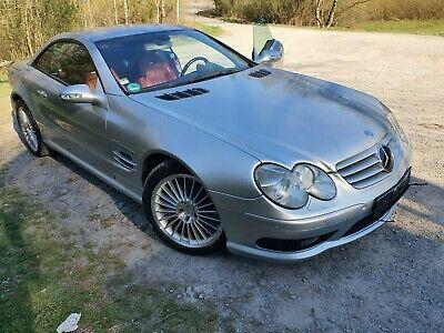 SONDERANGEBOT bis Ende Oktober    AMG Mercedes Benz SL 55