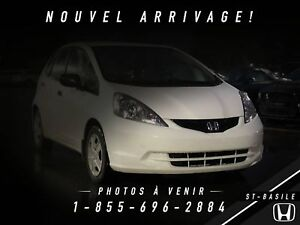 Honda FIT DX-A automatique bicorps 5 portes