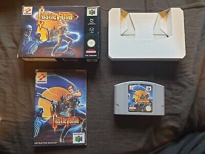 CASTLEVANIA Nintendo 64 Game N64