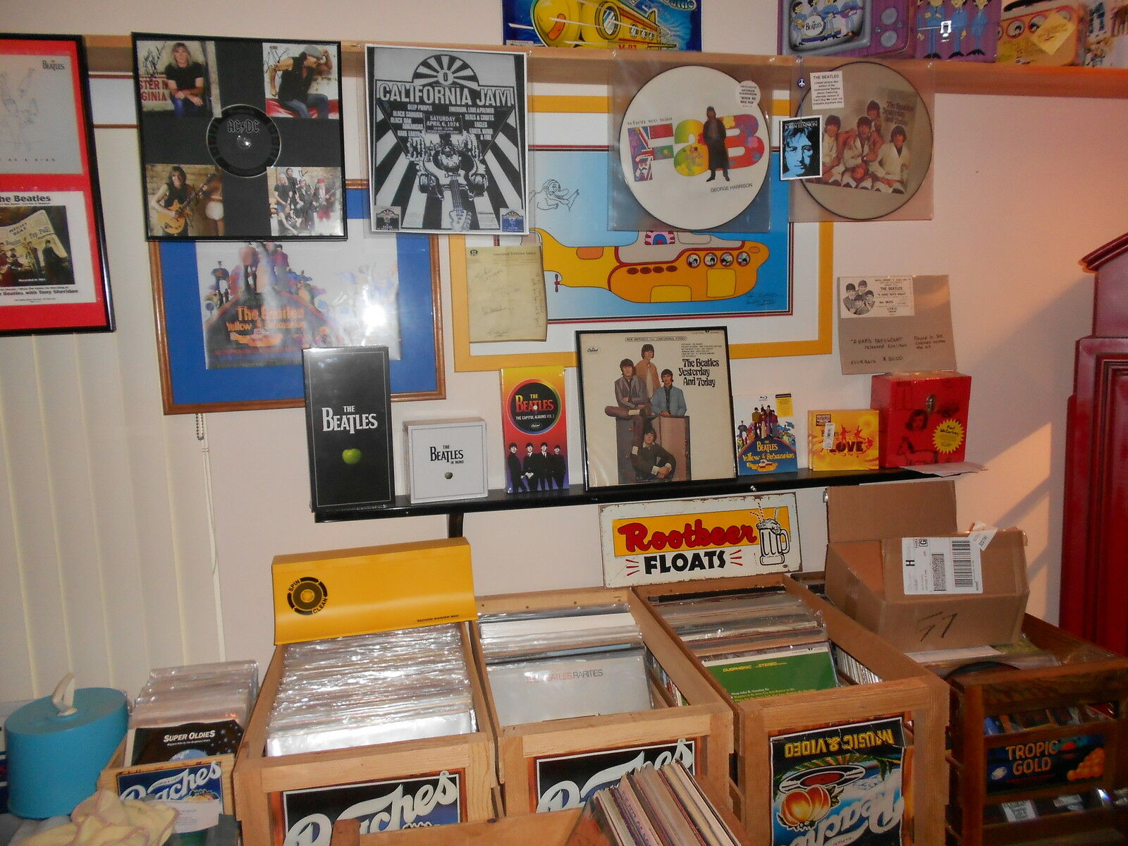Jeff  s  Vinyl and Collectibles