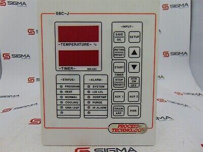 Process Technology Sbc-j Temperature Controller 02-4675
