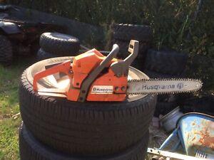 Husqvarna 137 chainsaw