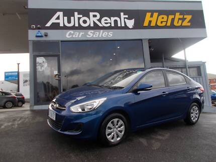 2014 Hyundai Accent Sedan Burnie Burnie Area Preview