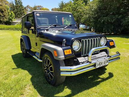 2005 Jeep Wrangler Sport Hahndorf Mount Barker Area Preview