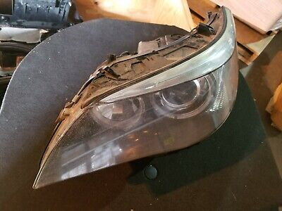 2006 07 08 09 2010 BMW 5 Series E60 535i 550i M5 LH Dr Left HID AFS Headlight