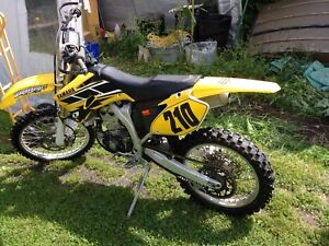 2008 yz450f-trade for sled of equal or close