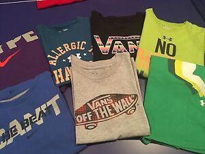 Boys Brand Name T Shirts!!!