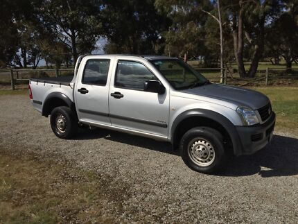 2005 Holden Rodeo RA