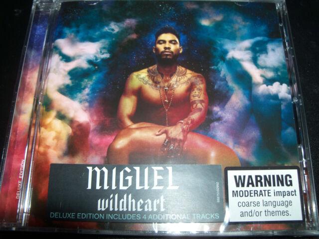 Miguel Wildheart (Australia) Deluxe Bonus 4 Tracks Edition CD - New