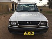 2002 Toyota Hilux Ute Narromine Narromine Area Preview