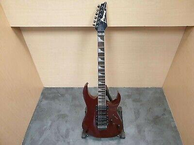 (Pa2) Ibanez RG270DX RG Series Electric Guitar - Reddish Brown - Missing Strings