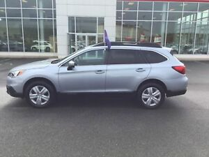 2015 Subaru Outback 2.5i HEATED SEATS; BU CAMERA; P/SEAT/ FOG...