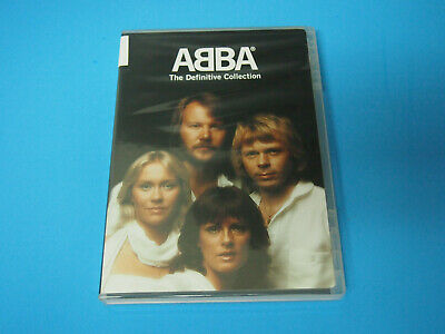 Abba - The Definitive Collection (DVD, 2002)