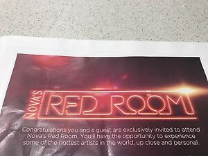 2 x Ed Sheeran Red Room Tickets For Sale Liverpool Liverpool Area Preview