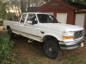 1996 Ford F250 Super Cab XLT