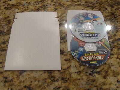 Backyard Hockey & Backyard Basketball (PC Games) ()