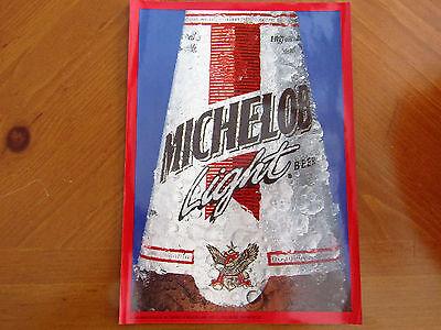 MICHELOB LIGHT BEER Anheuser-Busch 10