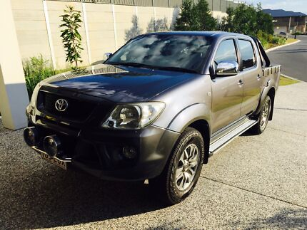2009 Toyota TRD Hilux Dual Cab Ute 4.0L Supercharged V6 Mango Hill Pine Rivers Area Preview