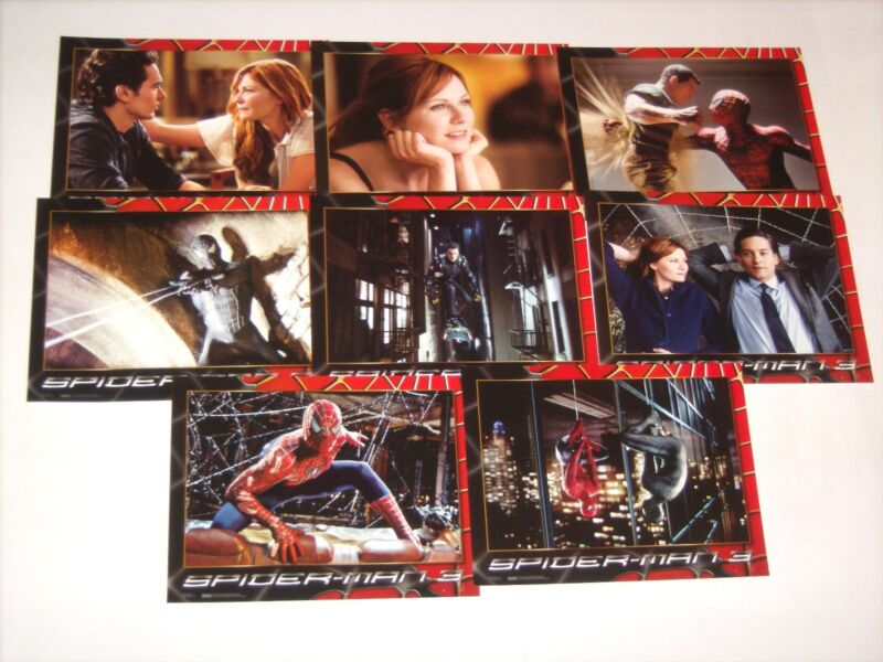 SPIDER-MAN 3- Tobey Maguire- Sam Raimi