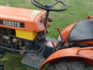 Kubota B6000 tractor Balnarring Mornington Peninsula Preview