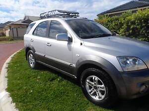2004 Kia Sorento Wagon Clarkson Wanneroo Area Preview
