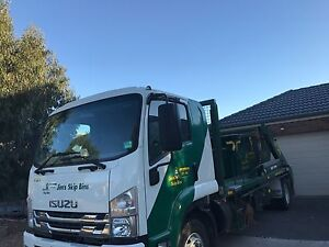 Jims Skip Bins truck and Franchisee For Sale Craigieburn Hume Area Preview