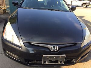 2004 Honda Accord EX-L leather sunroof no rebuilt
