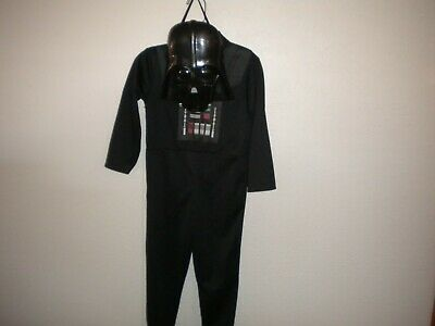 2005 Rubies Lucas Films Youth One Size Darth Vader Halloween Costume 2 Piece - Darth Vader Costume Pieces