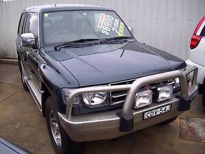 1999 MITSUBISHI PAJERO EXCEED 4X4 AUTO Woodbine Campbelltown Area Preview