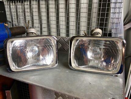 IPF spotlight, driving lights