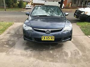 2007 Honda Civic Sedan VTI low 100000 klms Auto excellent car. Mount Pritchard Fairfield Area Preview