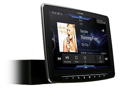 Alpine iLX-F903D 9 Pollici installazione one DIN CarPlay Android Auto