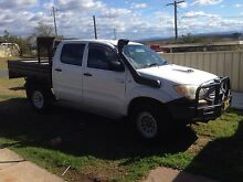 2007 turbo diesel hilux Maitland Maitland Area Preview