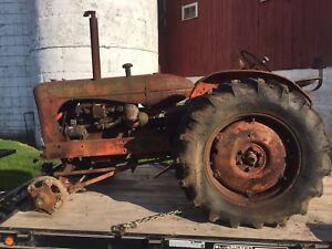 Wanted! Allis Chalmers WF tractor for parts