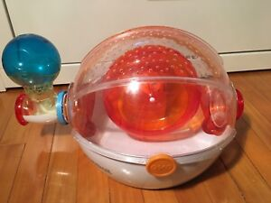 Cage pour hamster ovo habitrail