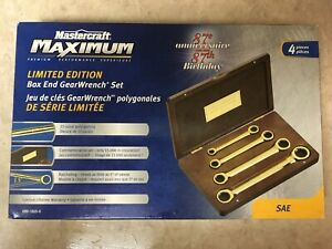 Collector Set CTC Gear Wrenches