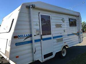 2002 MILLARD HORIZON CARAVAN Capalaba Brisbane South East Preview