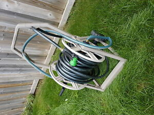 Costco hose +cart