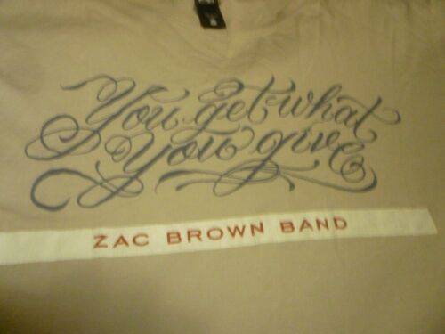 Zac Brown Band Shirt - Used Size XL - Used Condition!!!
