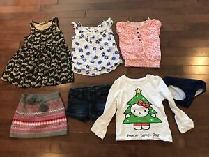 Size 3T lot of clothes