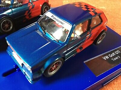 VW Golf GTI Tuner 5 Carrera Digital 132 Slotcar