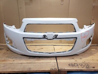 2012 2013 2014 2015 2016 CHEVROLET SONIC FRONT BUMPER COVER OEM