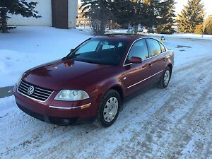 2001 Passat, fully equipped, 98576km