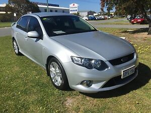 2009 Ford Falcon XR6 Sedan **LATE MODEL WITH ONLY 131,000 KLMS** East Rockingham Rockingham Area Preview