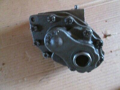 Oliver Tractor77super77770 88super88880 Hydraulic Pump Rebuilt